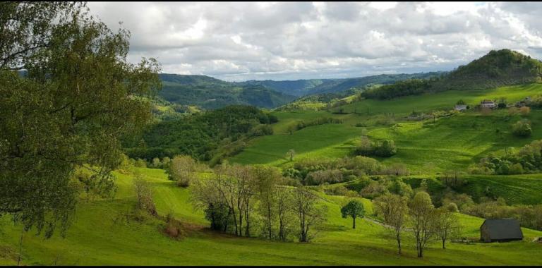 gîte vallée d'Aspre